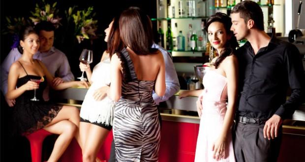 Flerte no Bar