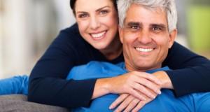 Mulher com Homem mais Velho