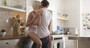 Sexo na Cozinha