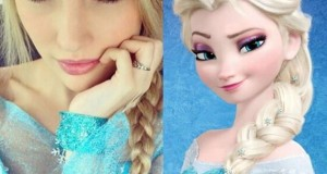 Frozen Na Vida Real 01