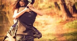 Abraço de casal