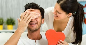 Surpresa para namorado
