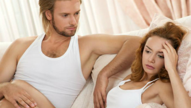 Problema no sexo