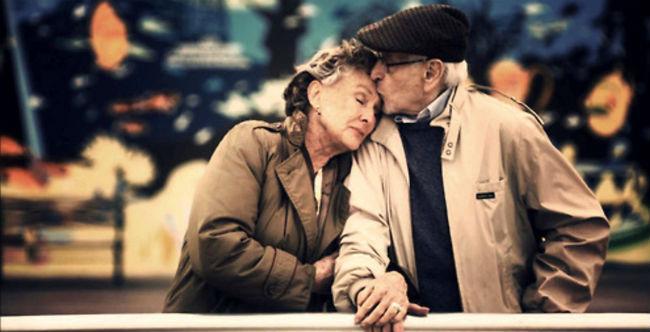 Casal idosos