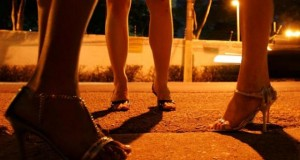 Pernas de Prostitutas
