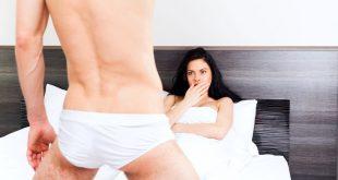 Mulher Chocada com Pênis Grande