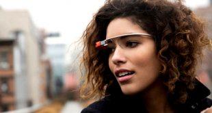 Google Glass em Mulher