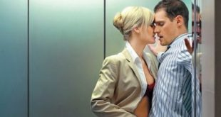 Casal Fazendo Sexo no Elevador