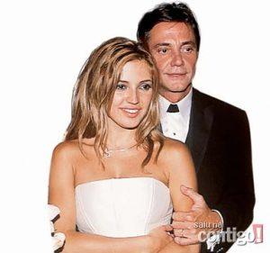 Fabio Junior e Patricia
