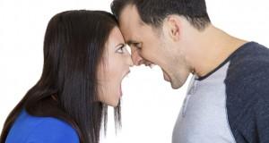Casal com ódio