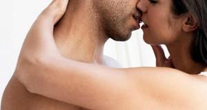 Beijo com pegada