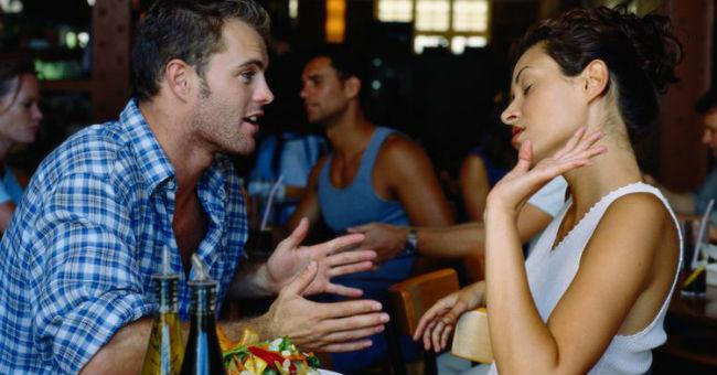 Discussão em público