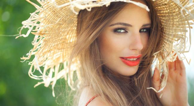 Mulher atraente