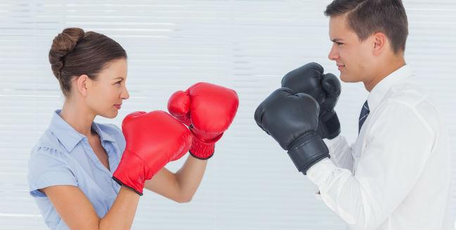 Relacionamento competitivo