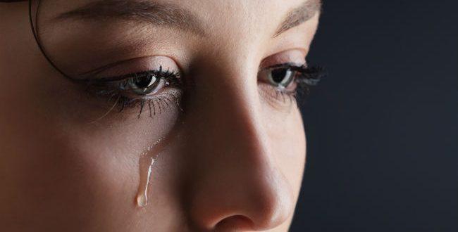 Mulher triste