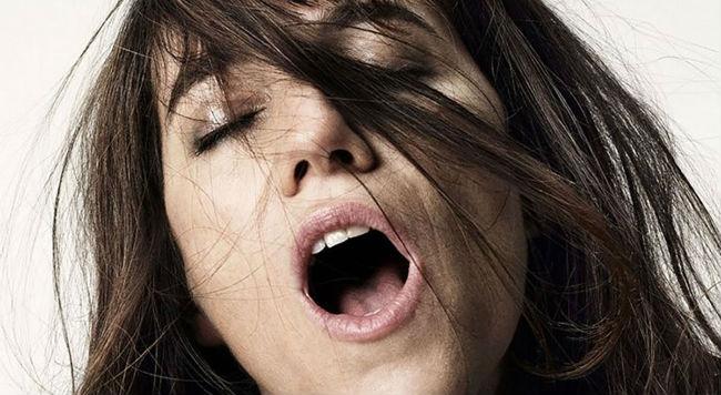 Mulher com orgasmo