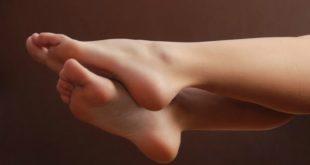 Masturbação com pés