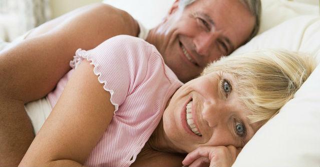 Sexo depois da menopausa