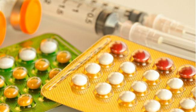 Controle de natalidade masculino