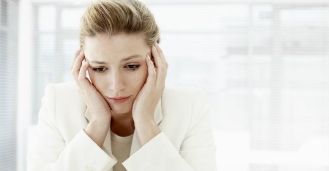 Efeito colateral de falta sexo