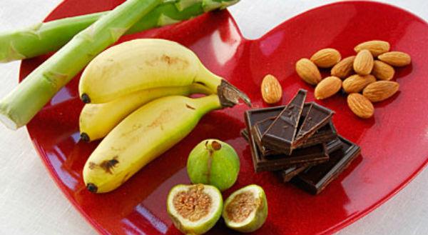 Alimentos afrodisíacos naturais